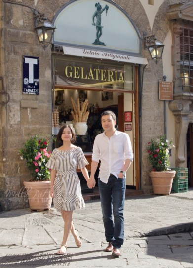 Photos of Honeymoon in Florence
