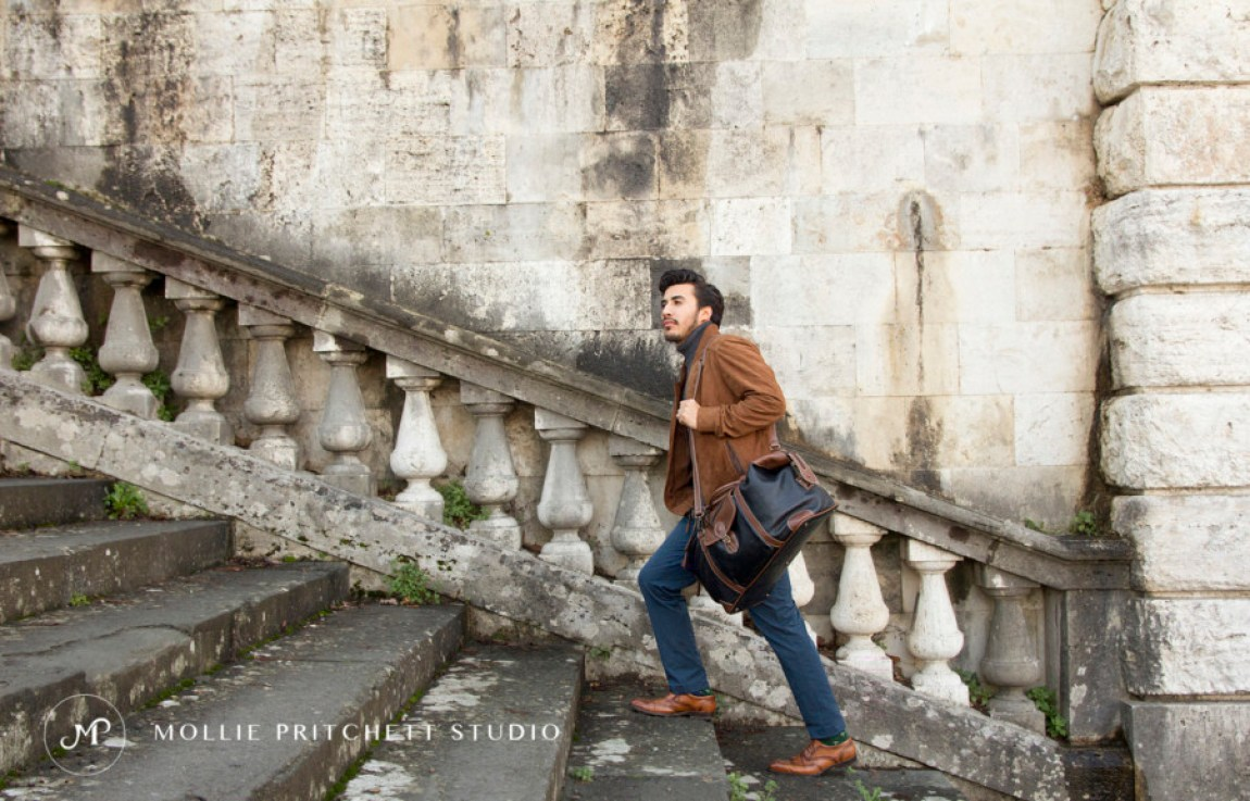 Lifestyle Product Photography in Florence, Italy