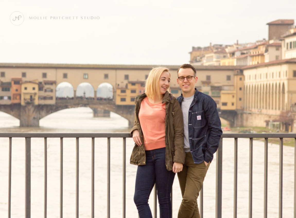 Love Story Photoshoot in Florence, Italy