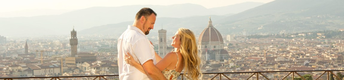 Destination Vacation Photographer in Florence Italy