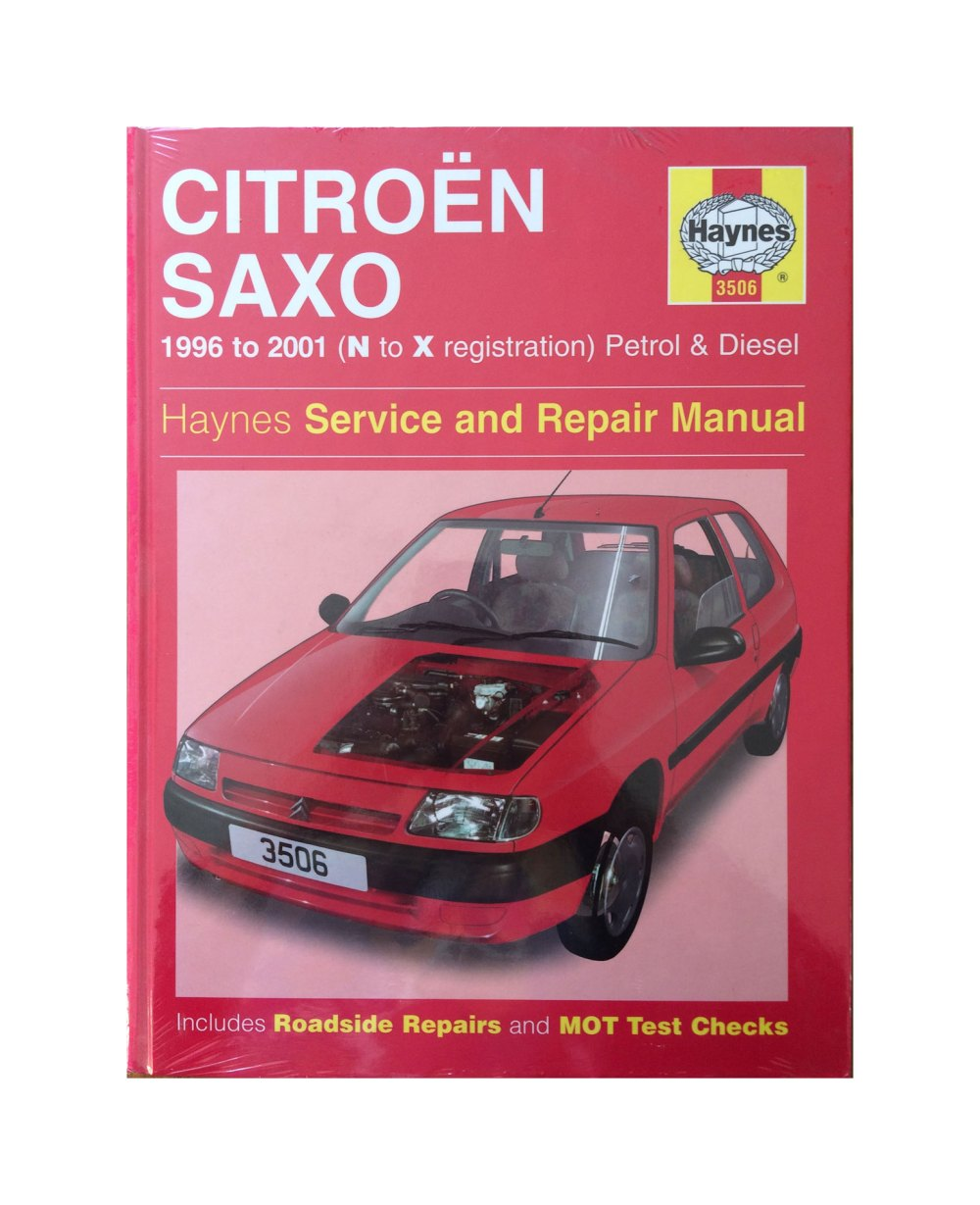 medium resolution of citroen saxo n x reg petrol diesel haynes service repair manual
