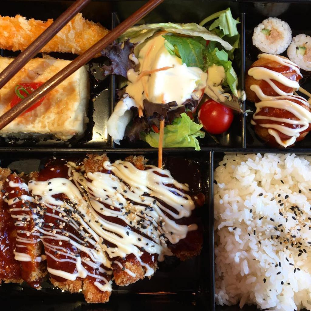 A Japanese bentobox to cure what ails ya