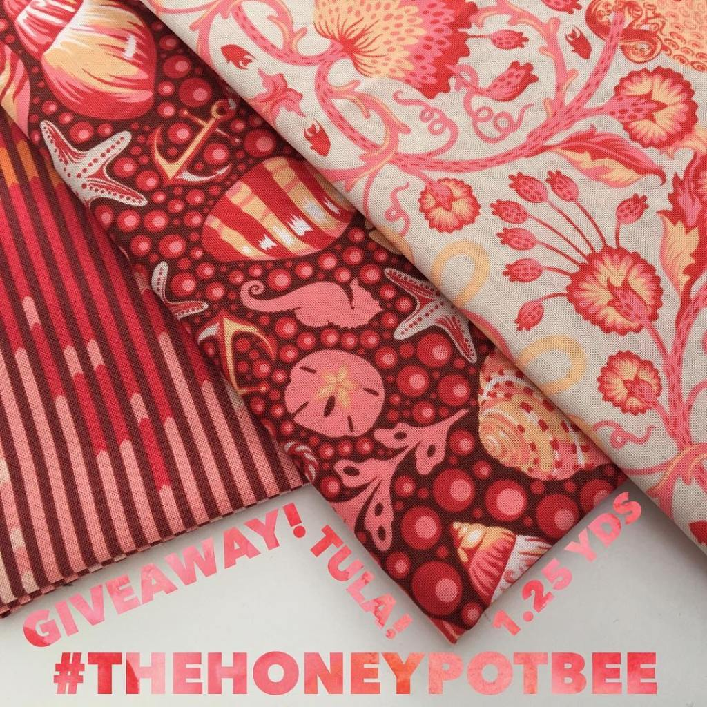 GIVEAWAY! Share a group picture of thehoneypotbee blocks youve madehellip