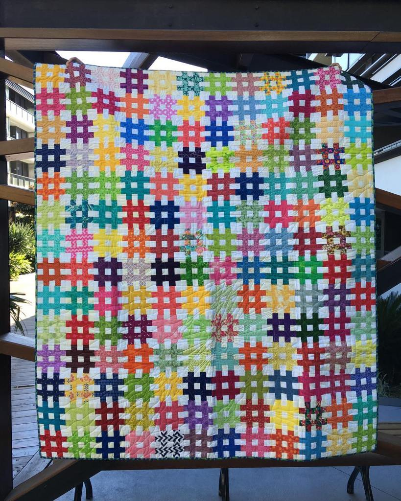 09 of 14 The SewingForSydney quilts have finally found ahellip