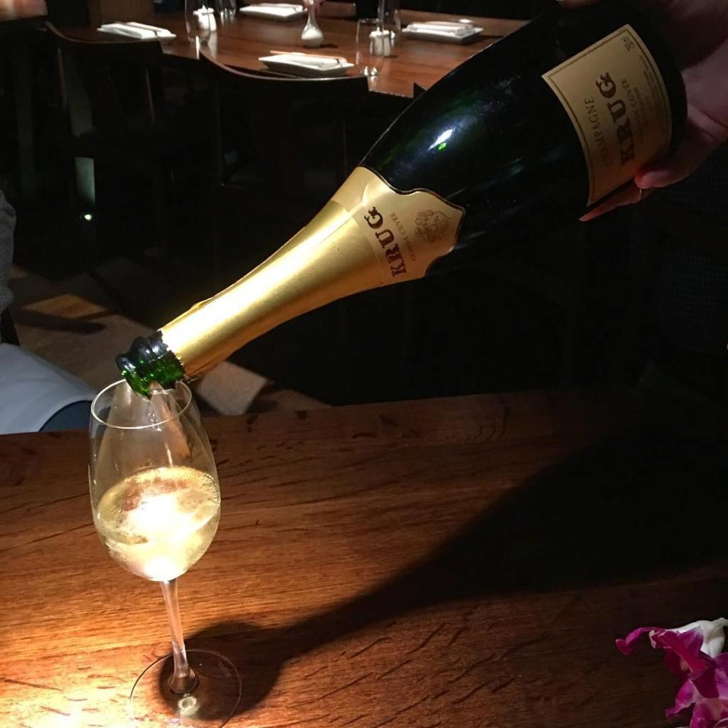 Fill Me Up krug krugchampagne champagne