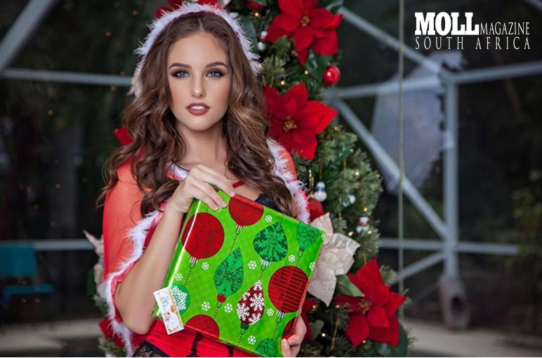 Festive Christmas spirit with MOLLBABE | Taylor Lydia DEC 2017