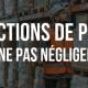 Les inspections de palettiers