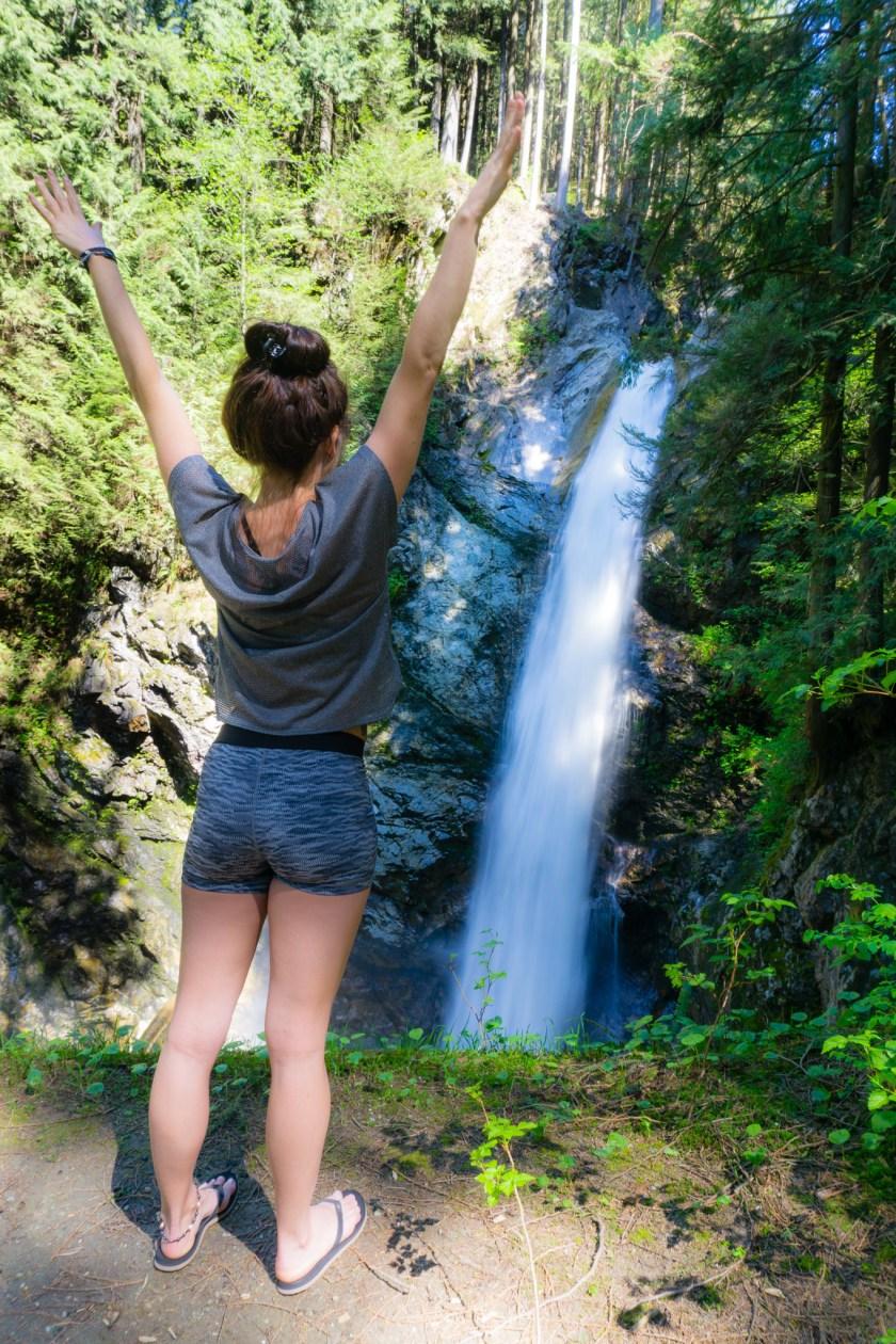 Cascade Falls BC