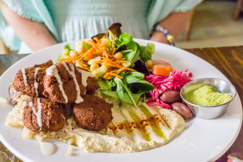 Nuba Restaurant Kitsilano