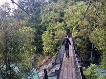 Hokitika Gorge, West Coast, NZ