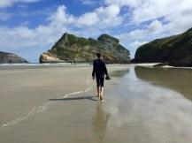 Wharariki Beach, Golden Bay, NZ