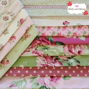 Fabric Inspiration    Molly and Mama