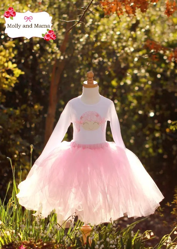 Candy Confection Tutu and Tee by Molly and Mama