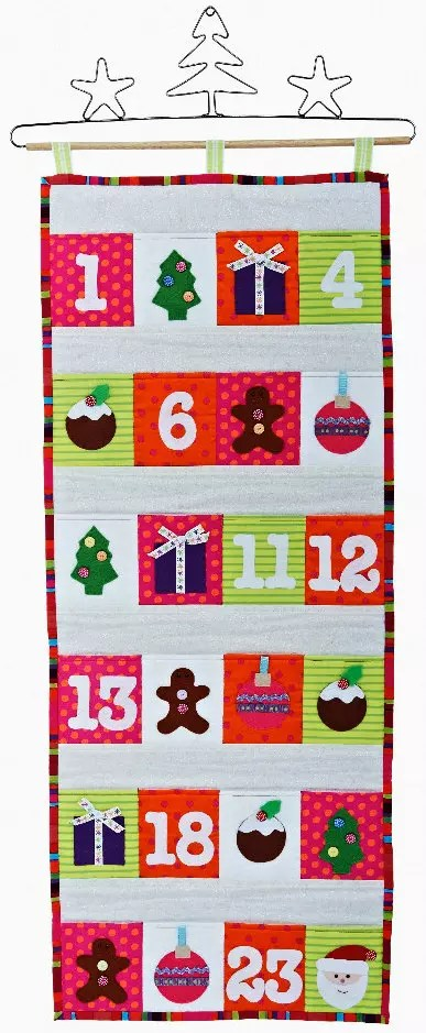 Tied with a ribbon Advent Calendar