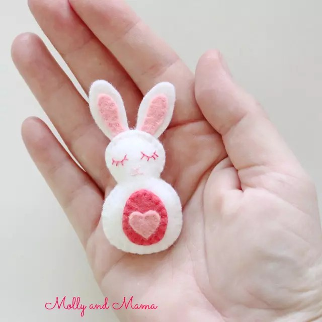 Introducing The Bitty Bunnies Pdf Pattern Molly And Mama