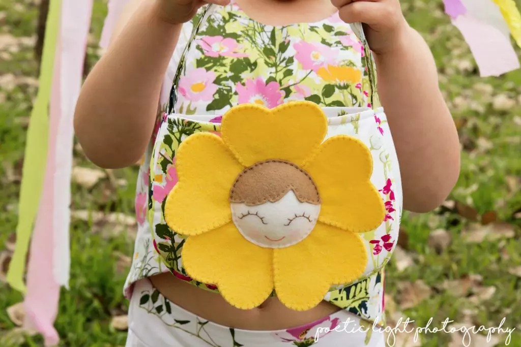 Darling Daisy Bag by Molly and Mama