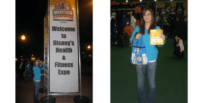rundisney health and fitness expo photos