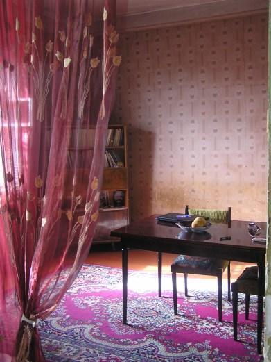 House where I stayed in Ninotsminda