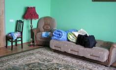 My guest room near Gelati
