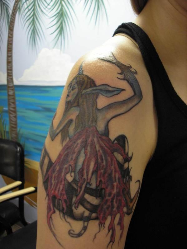 Tattoo Fine Art & Tattoos Molly Rose