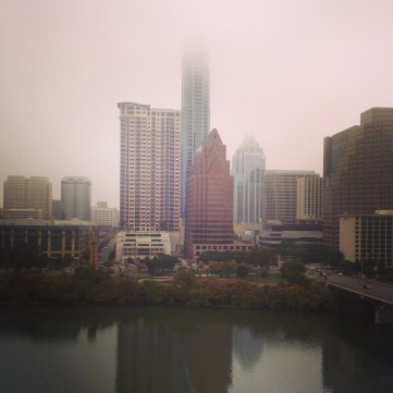 View from YALSA Lit Symposium Austin 2014