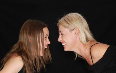 Get Over Stage Fright: Make Yourself Laugh