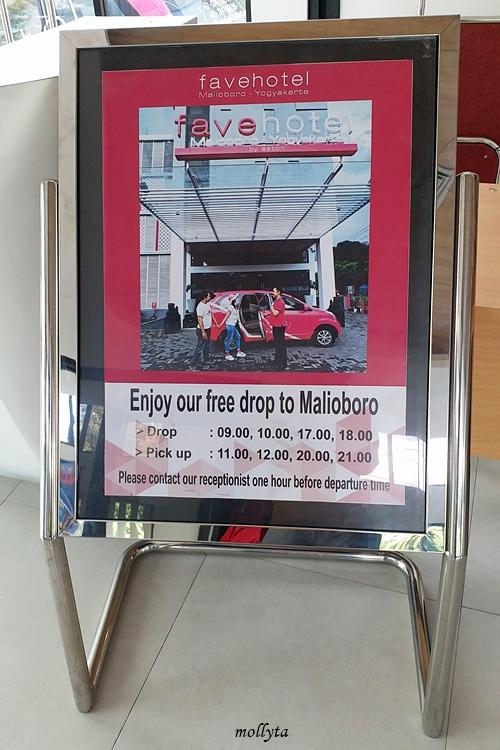 Review Favehotel Malioboro Yogyakarta Budget Hotel Dengan