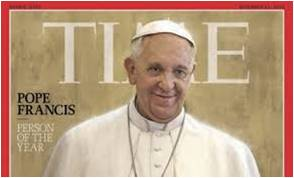 pope francis man of year