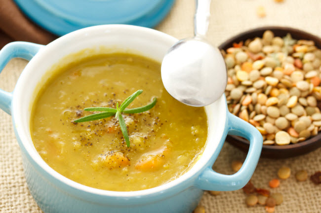 """Curried"" Lentil Stew!"