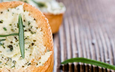 Garlic Spread, for some Garlic Bread!