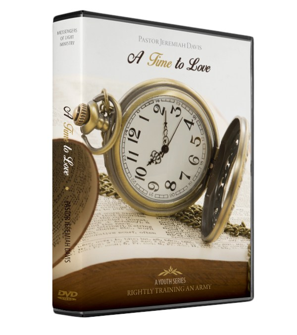 A Time to Love (3-Disc,  DVD Series)