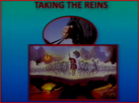 Taking The Reins (part 2 of 2)