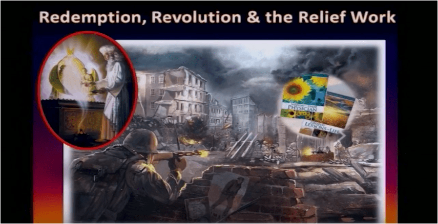 Redemption, Revolution, & The Relief Work (disc 3 of 6)