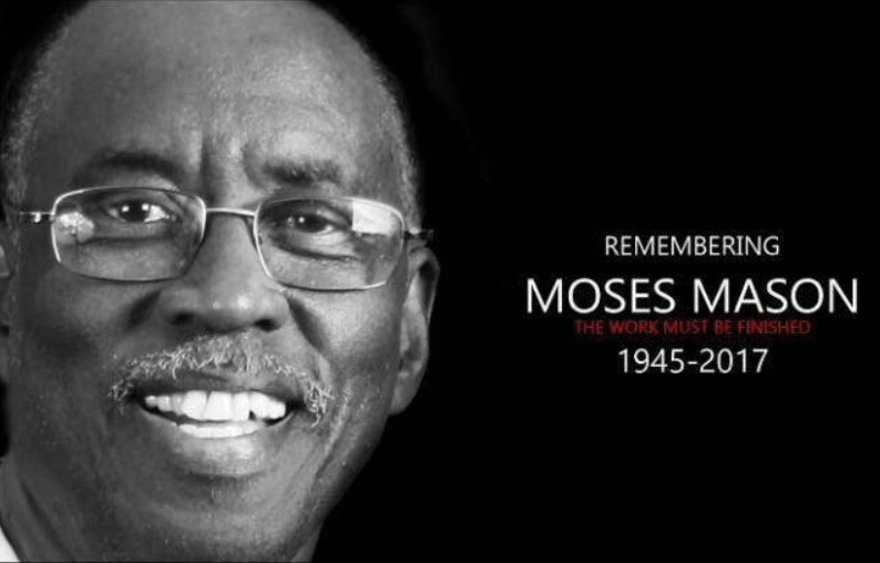 Remembering Elder Moses Mason