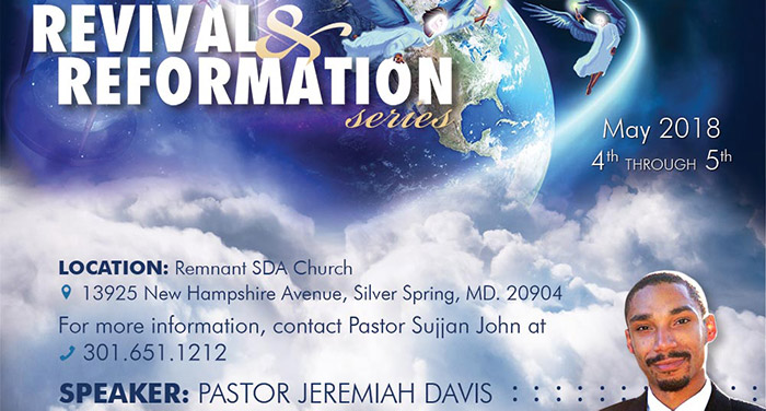 View Archived Sermons | Revival & Reformation Weekend (May 4 & 5)