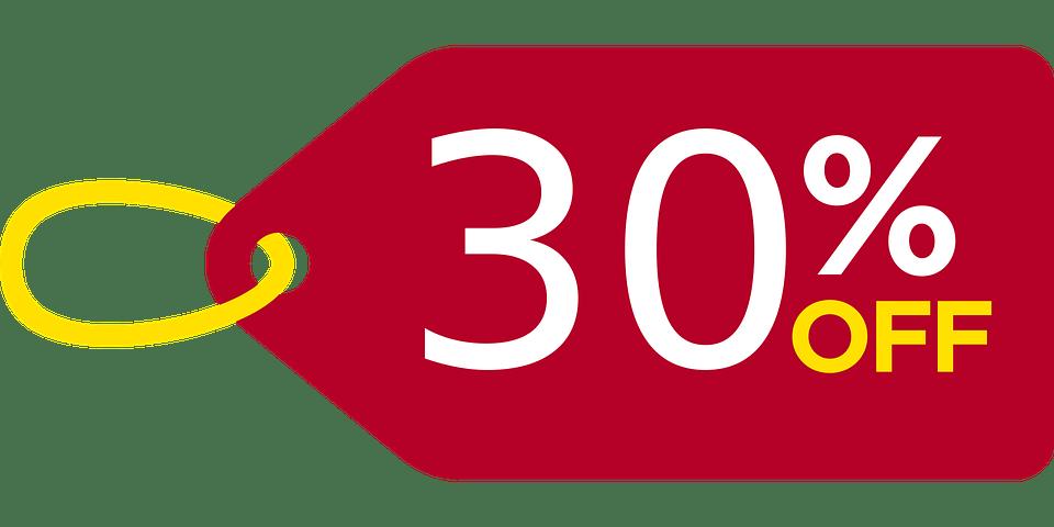 PROMO CODE: SALE30
