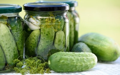 Healthy Pickles!