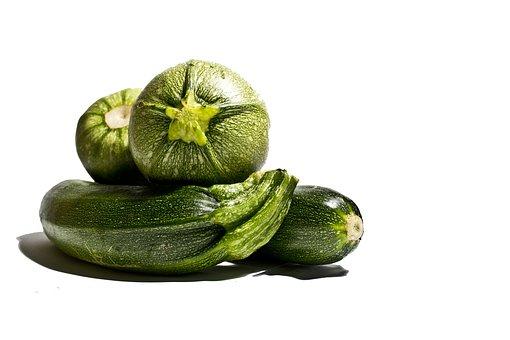 Zucchini In Coconut Sauce