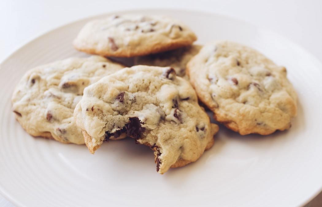 Aussie Carob Chip Cookies