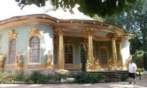 Китайский домик в Потсдаме