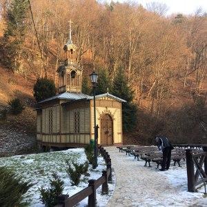Ойцовский Парк - Церковь на воде