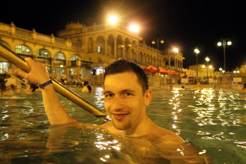 Будапешт - Купальни