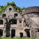Руины замка Швины