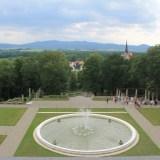 Дворец Марианны Оранской - вид с терассы