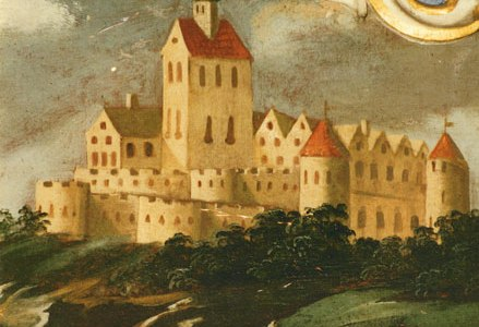 Замок Швины