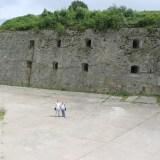 Крепость Клодзко - Один из уровней обороны