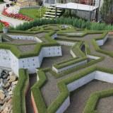 Крепость Клодзко - Макет в Миниевроленде