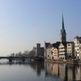 Цюрих - река