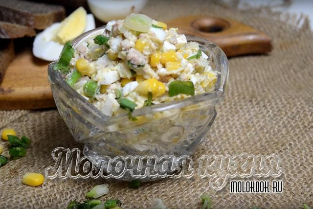 Recipe with canned corn