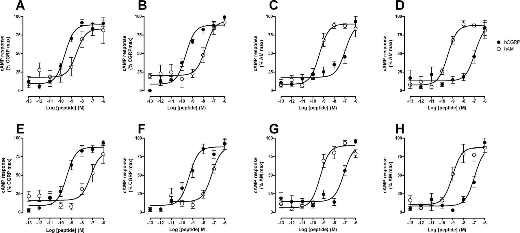 A Critical Role for the Short Intracellular C Terminus in